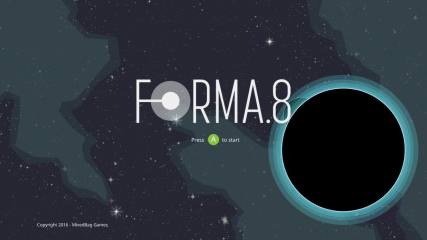 Forma.8 – Black Blobbed Floaty Samus