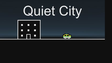 Quiet City – There is no god