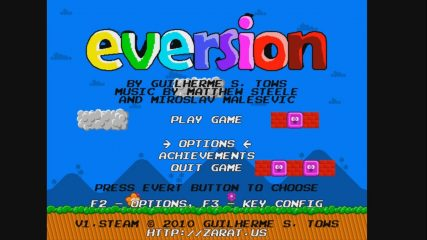 Eversion – Mario vs. Cthulhu