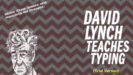 "David Lynch – ""Teaches"" Typing"